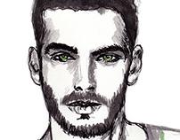 Handsome Men - Portraits