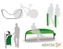KENTIA Urban Furniture