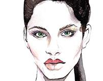 Daiane Portrait