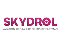 Aviation Hydraulic Fluid Logo Redesign Concept