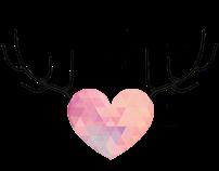 "Estampa ""Heart"""
