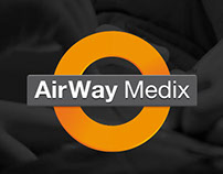AirWay Medix Corporate Identity