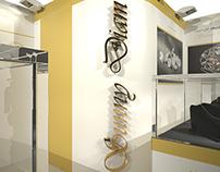 Sunny Diam Exhibition Stand