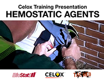Celox Training Presentation: Hemostatic Agents