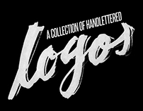 Hand letteded Logos
