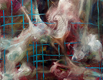 Pneumatic Drill Paintings