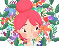 Ilustration ·Pink·