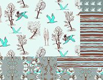 Bohemian Chic-Textile