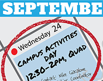 Campus Activities Day