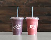 Student Work   Pulp Juice Bar