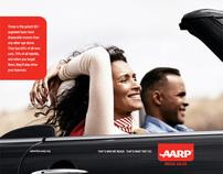 AARP Media Sales Campaign