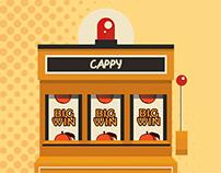 Cappy SLOTmachine