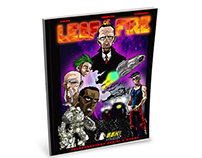Leaf of Fire-comic colorist