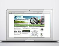 Bridgestone Ecopia Microsite (Agency)