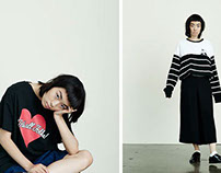 Lazy Oaf - Winter 2014 Looney Tunes Look Book