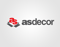 ASDecor | Logo Design