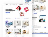 Dione - Concept E-store