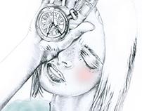 Sacrebleu - Illustration
