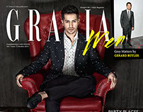 Varun Dhawan/ Grazia Men October 2014