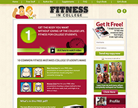 FITNESS COLLEGE