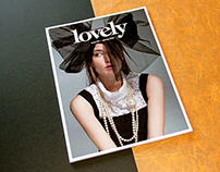 LOVELY THE MAG ISSUE#2