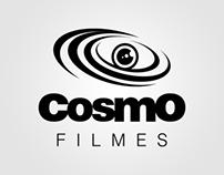 Cosmo Filmes | Logo Design