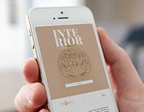 Iroko Interior Website