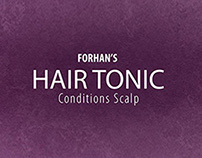Forhan's Hair Tonic