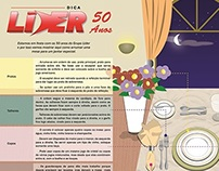 Ilustração Revista Líder 9ª Edição