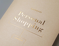 Personal Shopping – Selfridges