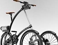 UrbanM Electric Bike