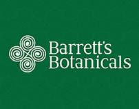 Barrett's Botanicals Branding