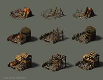 Ymir - Assets