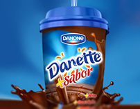 Danette to Drink - Idea