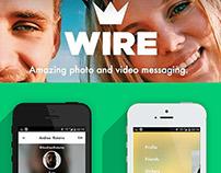 Emoticon pack / Wire app