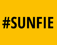 #Sunfie from SolarWorld