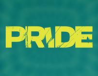 Pride - graphic design