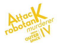 Attack robotank murderer from outer space IV