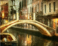 Oh, Venetian Canaletto....