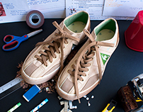 Le coq sportif Shoe Commercial