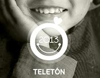 Teleton Peru 2013. Winner Proposal