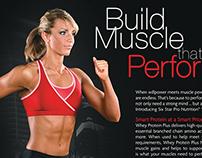 MuscleTech - Editorial/Ads