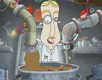Animation showreel 2014 - update