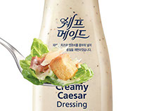 Pulmuone 'Chef Made' Salad Dressing