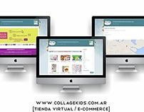 Collage Kids Juguetería | Tienda virtual / E-Commerce