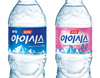 Lotte Chilsung 'Icis' Mineral Water