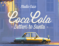 CocaCola Letters to Santa