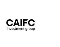 Фирменный стиль CAIFC Investment Group