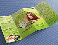 Double Fold Brochure Design