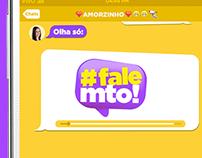 Comercial #FaleMuito